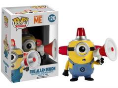 Pop! Movies: Fire Alarm Minion