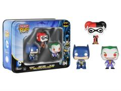 DC Comics Pocket Pop! Collector Tin