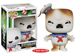 "Pop! Ghostbusters - Super-Sized 6"" Stay Puft Marshmallow Man Toasted"