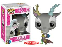 "Pop! My Little Pony 6"" Super Sized:  Discord"