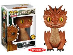 "Pop! Movies: The Hobbit 3 - Super-Sized 6"" Smaug (Chase)"