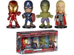Avengers: Age of Ultron Mini Wacky Wobblers Four Pack