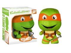 TMNT Fabrikations - Michelangelo