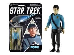 "Star Trek 3.75"" ReAction Retro Action Figure - Spock"