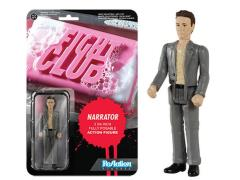"Fight Club 3.75"" ReAction Retro Action Figure - Narrator"