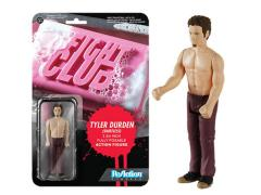 "Fight Club 3.75"" ReAction Retro Action Figure - Tyler Durden Shirtless"