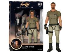 "Firefly 6"" Legacy Collection Series 01 - Jayne Cobb"