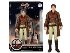 "Firefly 6"" Legacy Collection Series 01 - Malcolm Reynolds"
