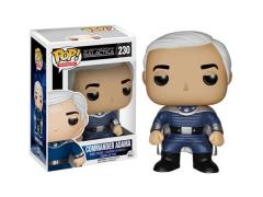 Pop! TV: Battlestar Galactica Classic - Commander Adama
