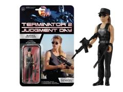 "Terminator 2  3.75"" ReAction Retro Action Figure - Sarah Connor"