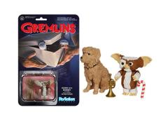 "Gremlins 3.75"" ReAction Retro Action Figure - Gizmo with Barney"