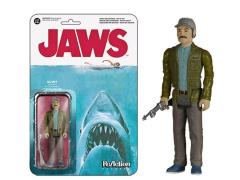 "Jaws 3.75"" ReAction Retro Action Figure - Quint"