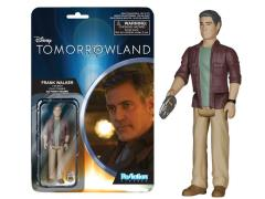 "Tomorrowland 3.75"" ReAction Retro Action Figure - Frank Walker"