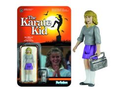 "Karate Kid 3.75"" ReAction Retro Action Figure - Ali Mills"