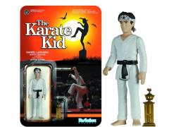 "Karate Kid 3.75"" ReAction Retro Action Figure - Daniel Karate Uniform"