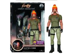 "Firefly 6"" Legacy Collection Series 01 - Jayne Cobb PX Previews Exclusive"