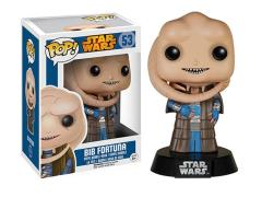 Pop! Star Wars Bobblehead - Bib Fortuna