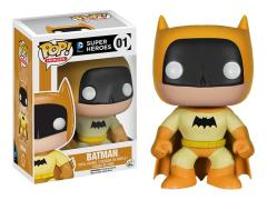 Batman 75th Anniversary Rainbow Pop Exclusive - Yellow