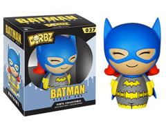 Dorbz: Batman Batgirl (Blue Suit)