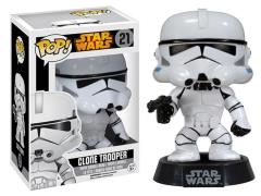 Pop! Star Wars Vaulted - Clone Trooper