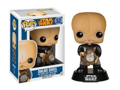 Pop! Star Wars Bobblehead - Nalan Cheel
