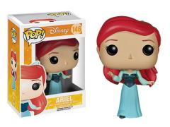 Pop! Disney: Little Mermaid - Ariel (Blue Dress)