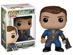 Pop! Games: Fallout - Lone Wanderer Male