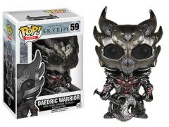 Pop! Games: Skyrim - Daedric Warrior
