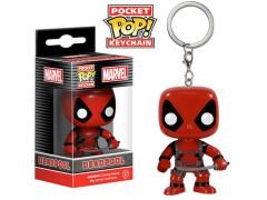 Marvel Pocket Pop! Keychain - Deadpool