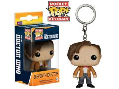Doctor Who Pocket Pop! Keychain - Eleventh Doctor