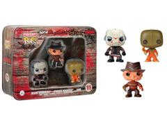 Pocket Pop! Horror Collector Tin - Freddy, Jason, Sam