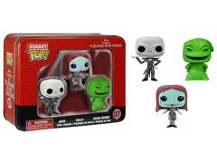 Nightmare Before Christmas Pocket Pop! Collector Tin