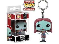 Nightmare Before Christmas Pocket Pop! Keychain - Sally