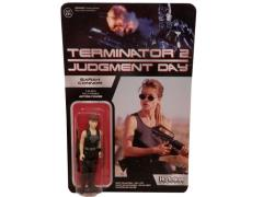 "Terminator 2  3.75"" ReAction Retro Action Figure - Sarah Connor (Chase)"