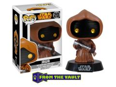 Pop! Star Wars Vaulted - Jawa