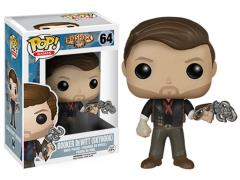 Pop! Games: Bioshock - Skyhook Booker DeWitt