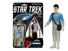 "Star Trek 3.75"" ReAction Retro Action Figure - Spock Beaming Exclusive"