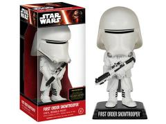 Star Wars Wacky Wobblers First Order Snowtrooper (The Force Awakens)