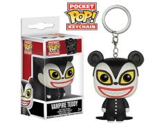 Nightmare Before Christmas Pocket Pop! Keychain - Vampire Teddy