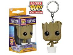 Guardians of The Galaxy Pocket Pop! Keychain - Dancing Groot