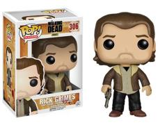 Pop! TV: The Walking Dead - Rick Grimes Season 5