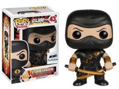 Pop! Animation: GI Joe Storm Shadow Exclusive