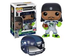 Pop! Football Wave 02 - Marshawn Lynch
