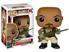 Pop! Animation: G.I. Joe - Roadblock