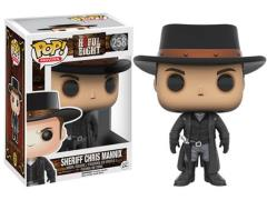 Pop! Movies: The Hateful Eight - Sheriff Chris Mannix