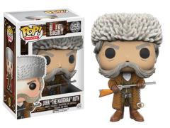 "Pop! Movies: The Hateful Eight - John ""The Hangman"" Ruth"