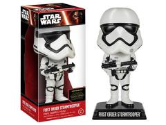 Star Wars Wacky Wobblers First Order Stormtrooper (The Force Awakens)