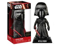 Star Wars Wacky Wobblers Kylo Ren Hood Down (The Force Awakens)
