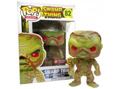 Pop! Heroes: Swamp Thing PX Previews Exclusive (Glow in the Dark)
