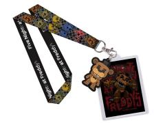 Pop! Home Lanyard: Five Nights at Freddy's - Freddy